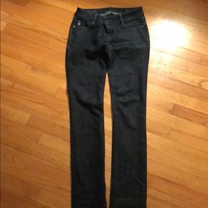 DL1961 dark wash jeans